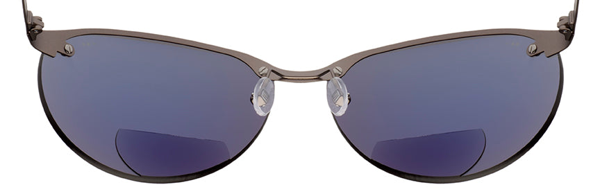 NV2 - Bifocal Reading Sunglasses | Wrap-Around Sun Readers Designed for Pilots and Casual Wear