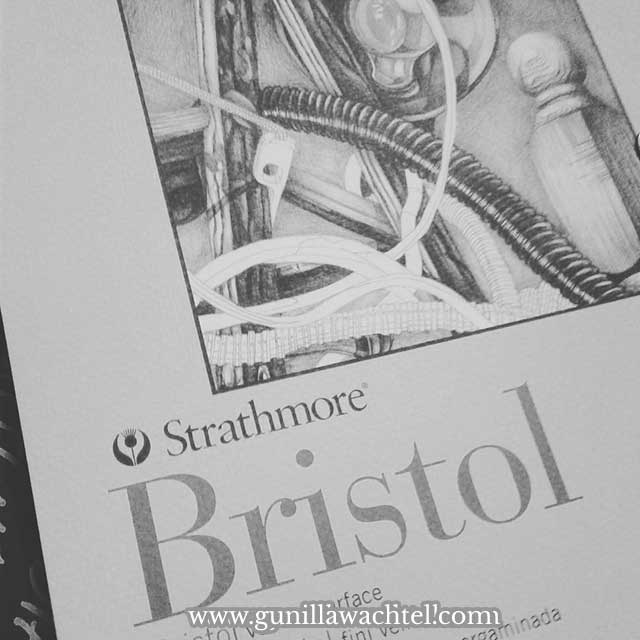 Bristol Sketchbook pad
