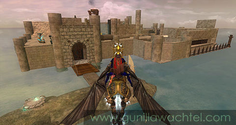 Isle of Refuge - Everquest 2 - Fortress in progress - Kanweienea Kreations