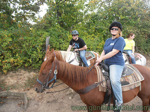 Horseback riding Trail riding Kanweienea Kreations