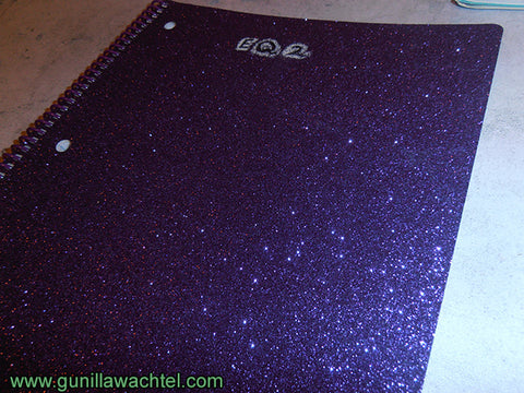 Purple Notebook EQ2
