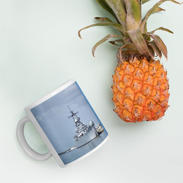 USS Missouri Pearl Harbor Oahu Hawaii Mug