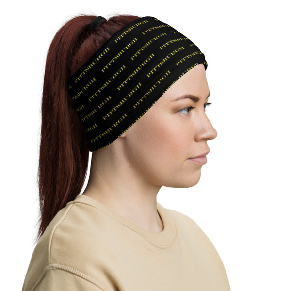face covering, headband, bandana, wristband, and neck warmer one size