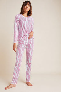 Roller Rabbit Adult Pajamas Hathi