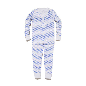 Roller Rabbit Kids Pajamas Hearts