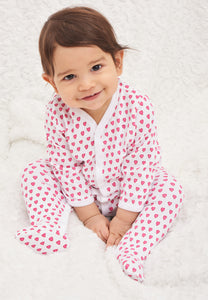 Roller Rabbit Infant Footie Pajamas Hearts