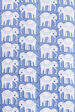 Load image into Gallery viewer, Roller Rabbit Kids Pajamas Blue Hathi
