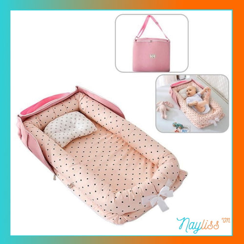 BABY SLEEP - Lit de voyage - Nayliss™
