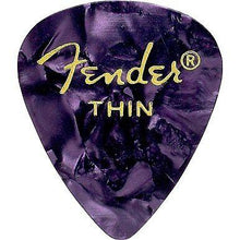Load image into Gallery viewer, Fender 351 Shape Classic Picks, 12-Pack