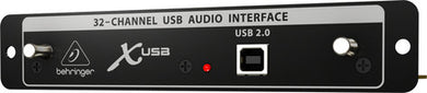 Behringer XUSB 32-Channel USB Expansion Card the X32 Digital Mixer
