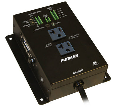 Furman 20A MiniPort Power Sequencer