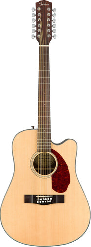 Fender 12-String Dreadnaught Acoustic-Electric Guitar