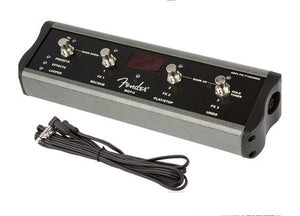 Fender 4-Button Footswitch for Mustang GT Series Amplifiers