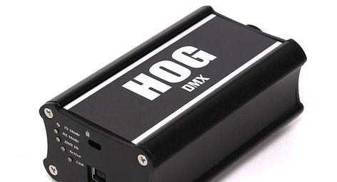 High End Systems Single Universe USB to DMX Interface for Hog 4 Consoles or Hog 4 PC