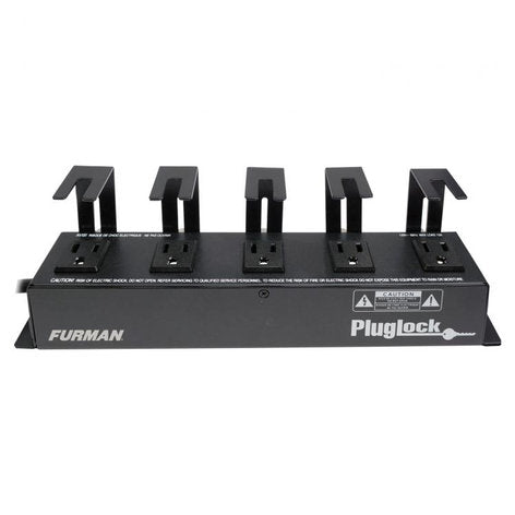 Furman Locking Outlet Strip