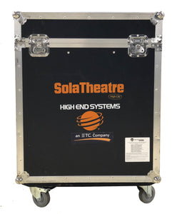 High End Systems SolaFrame Theatre Case