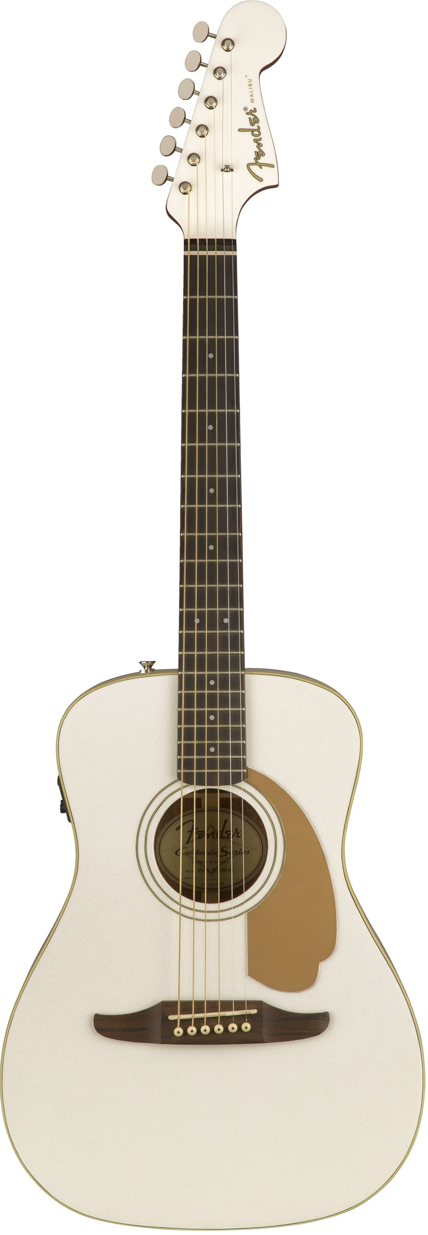 Fender Malibu Player Series Acoustic-Electric