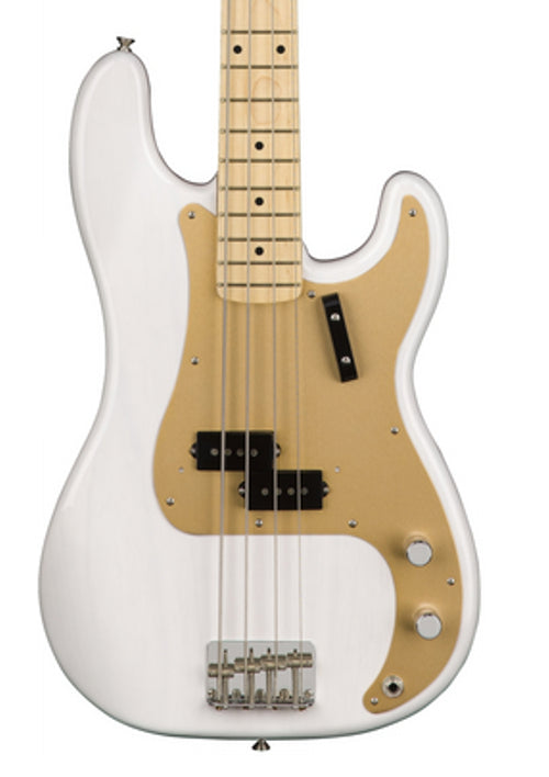 Fender American Original '50s P Bass - White Blonde 4-String