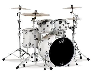 DW Performance Series Rock 4-Piece Shell Pack with Lacquer Finish
