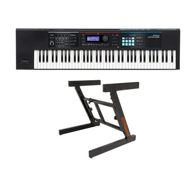 Roland JUNO-DS76 Synthesizer W/ Stand