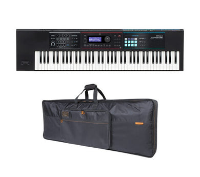 Roland JUNO-DS76 Synthesizer W/ Bag