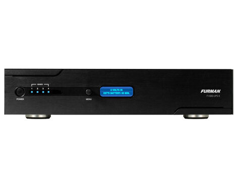 Furman Uninterruptable Battery Backup, Power Conditioner