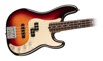Fender American Ultra Precision Bass with Rosewood Fingerboard