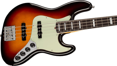 Fender American Ultra Series J Bass with Rosewood Fingerboard