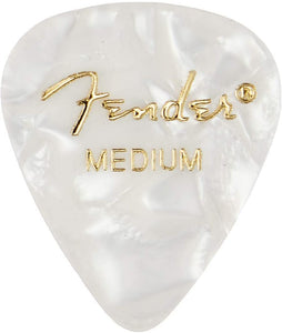 Fender 351 Shape Classic Picks, 12-Pack