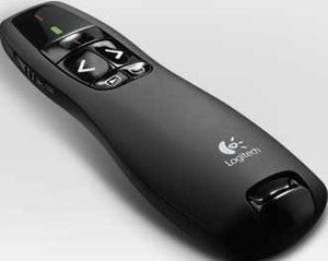 Logitech POWER-PRESENTER-R400 Power Presenter