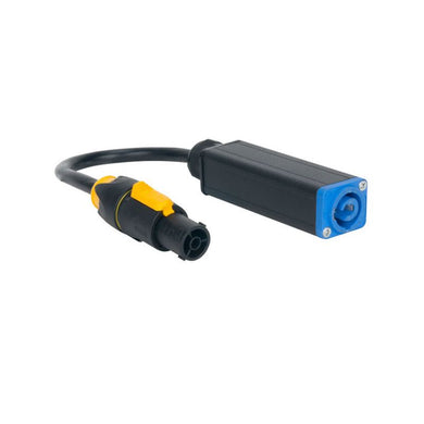 Accu-Cable 1' Powercon to True1 Adaptor