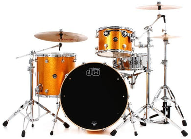 DW 3-Piece Performance Shell Pack with Chrome Hardware