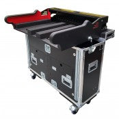 Pro X Retracting Hydraulic Lift Case for Avid Venue AH SQ6