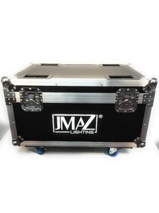 JMAZ 6 Unit Road Case (Attco 100 Series)