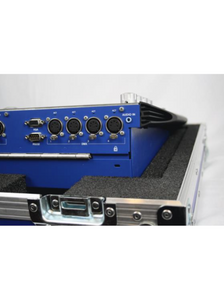 Chamsys Flight Case For MagicQ MQ80 - Blue