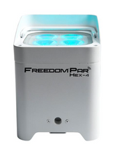 Load image into Gallery viewer, Chauvet Freedom Par Hex-4 (White Housing)