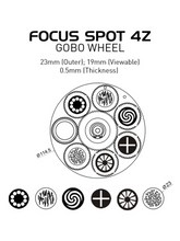 Load image into Gallery viewer, ADJ Focus Spot 4Z