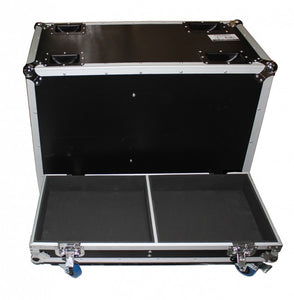 Pro X Flight Case for Two QSC KW153 Speakers