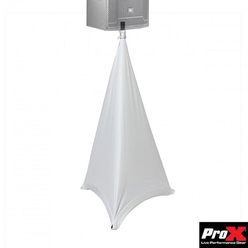 Pro X 3 Sided White Scrim for Speaker Tripod or Lighting Stand