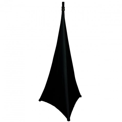 Pro X 2 Sided Black Scrim for Speaker Tripod or Lighting Stand