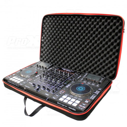 Pro X Large DJ Controller Ultra-Lightweight Molded Hard-Shell Case