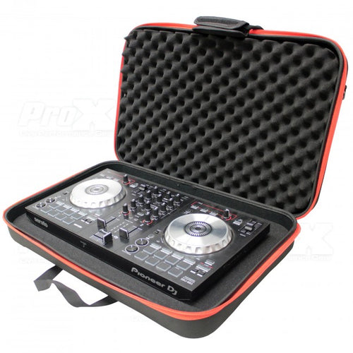Pro X Small DJ Controller Ultra-Lightweight Molded Hard-Shell Case