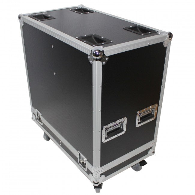 Pro X Flight Case for Two 15 inch DAS Speakers