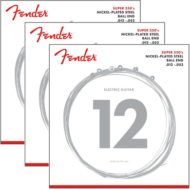 Fender .012-.052 Heavy Gauge Electric Guitar Strings