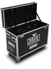 Load image into Gallery viewer, Chauvet Rogue R2X Spot and R3 Spot (2) Road Case