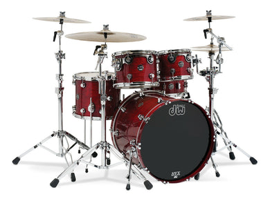 DW 4-Piece Performance Shell Pack with Chrome Hardware