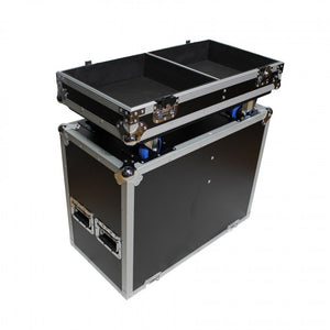 Pro X Flight Case for Two EV ELX112P Speakers
