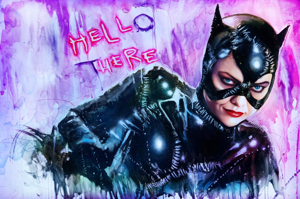 Catwoman Michelle Pfeiffer 13x19