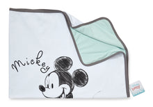 Load image into Gallery viewer, Mickey Mouse Baby Blanket