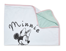 Laden Sie das Bild in den Galerie-Viewer, Minnie Mouse Babydecke